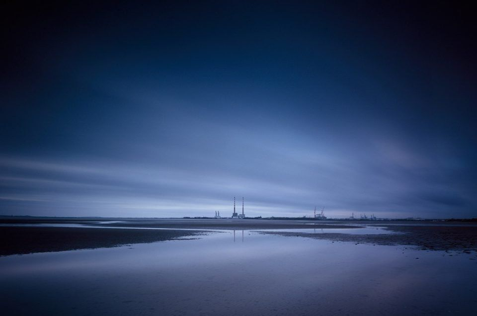 Poolbeg Chimneys