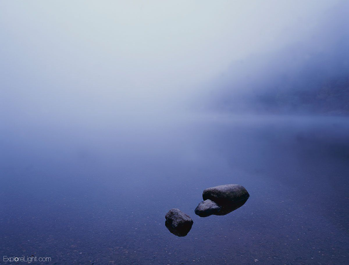 Dead Calm - Glendalough Upper Lake