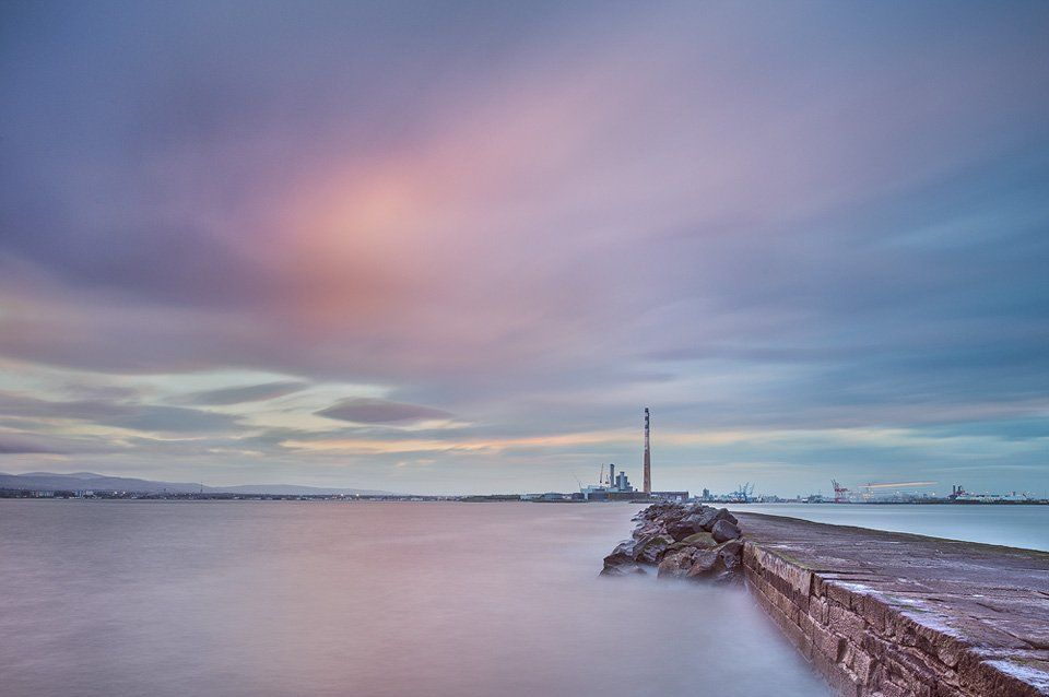 dublin bay - south wall